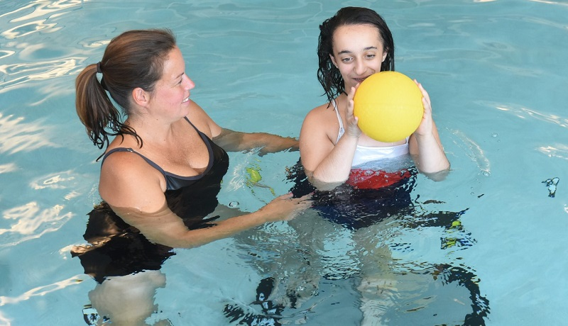 Pediatric Aqua Therapy at the Center for Health and Wellness