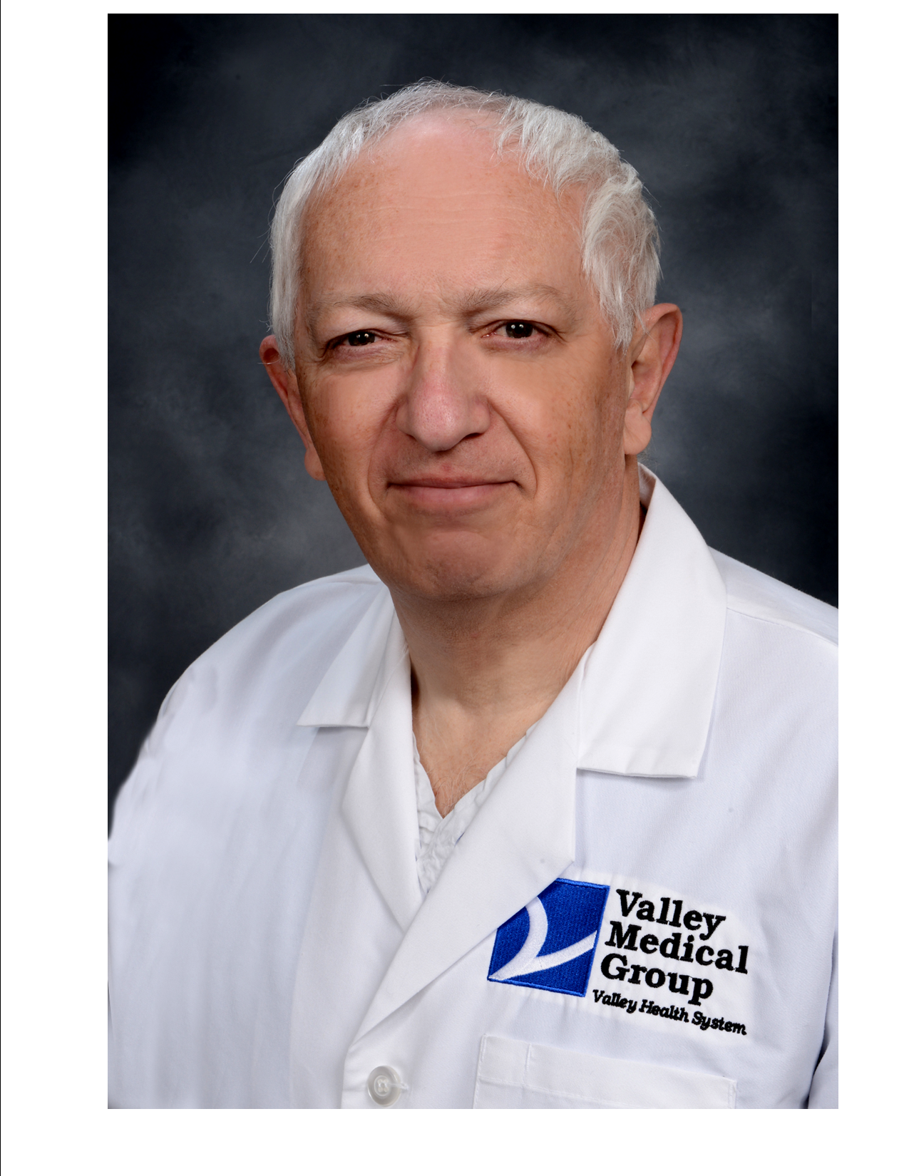 Alex Zapolanski Md Valley Health System