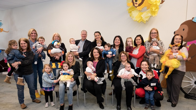 The Valley Hospital's 2019 NICU Reunion