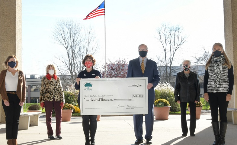 Auxiliary check presentation 11/20/20
