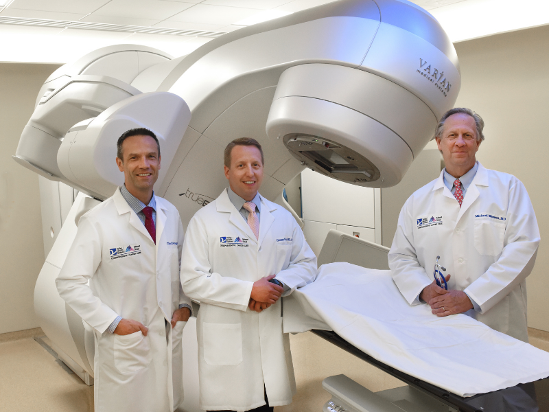Radiation Oncology Group Photos