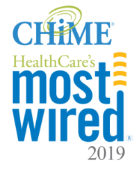 CHIME Most Wired Logo