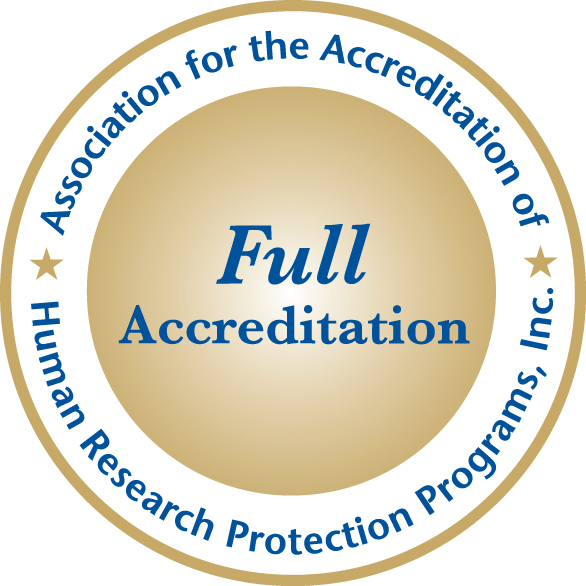 Association of Accreditation of Human Research Protections Programs