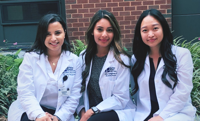 The Valley Hospital Pharmacy Residents Fall 2020