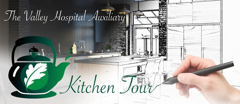 The Valley Hospital Auxiliary Kitchen Tour