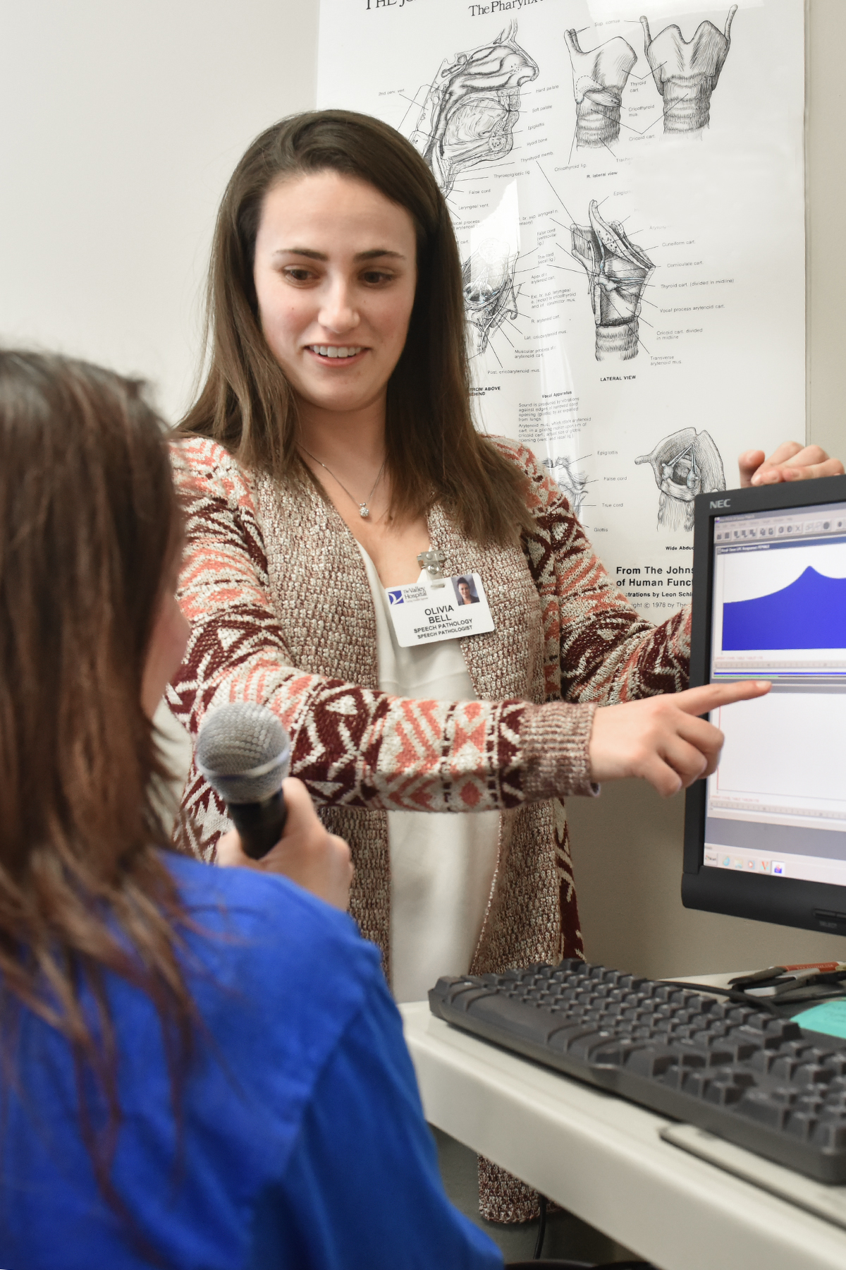 Speech-language pathology at Valley