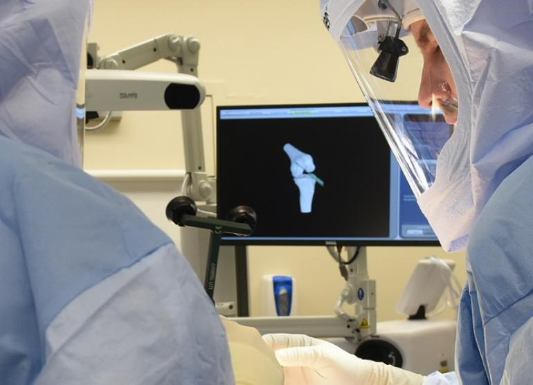 Mako Robotic-Arm Assisted Surgical System