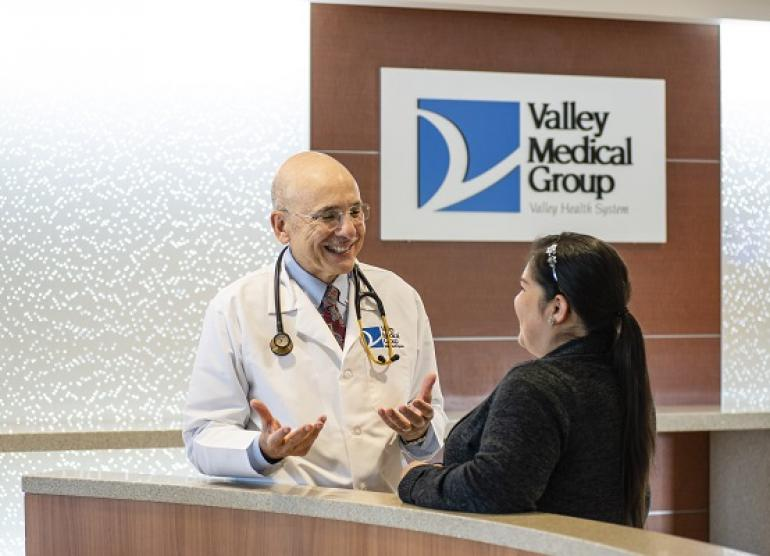 Valley Medical Group | Valley Health System