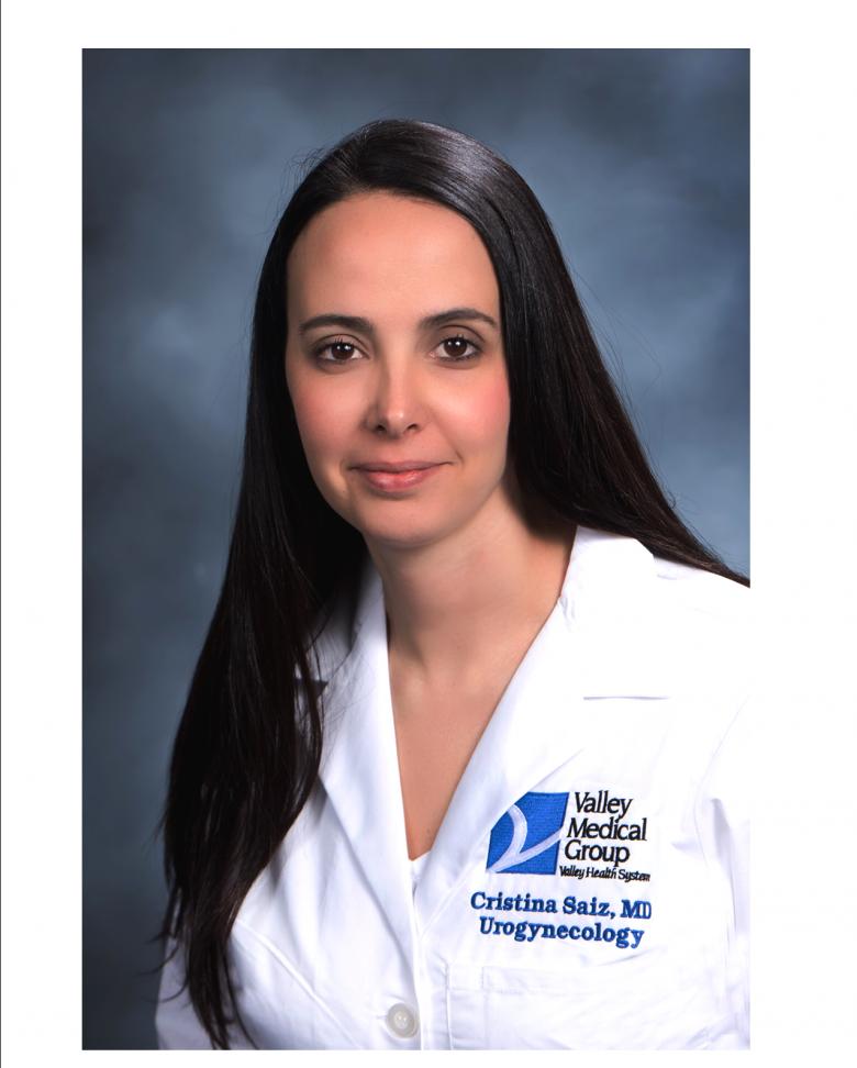 Cristina M  Saiz, MD | Valley Health System