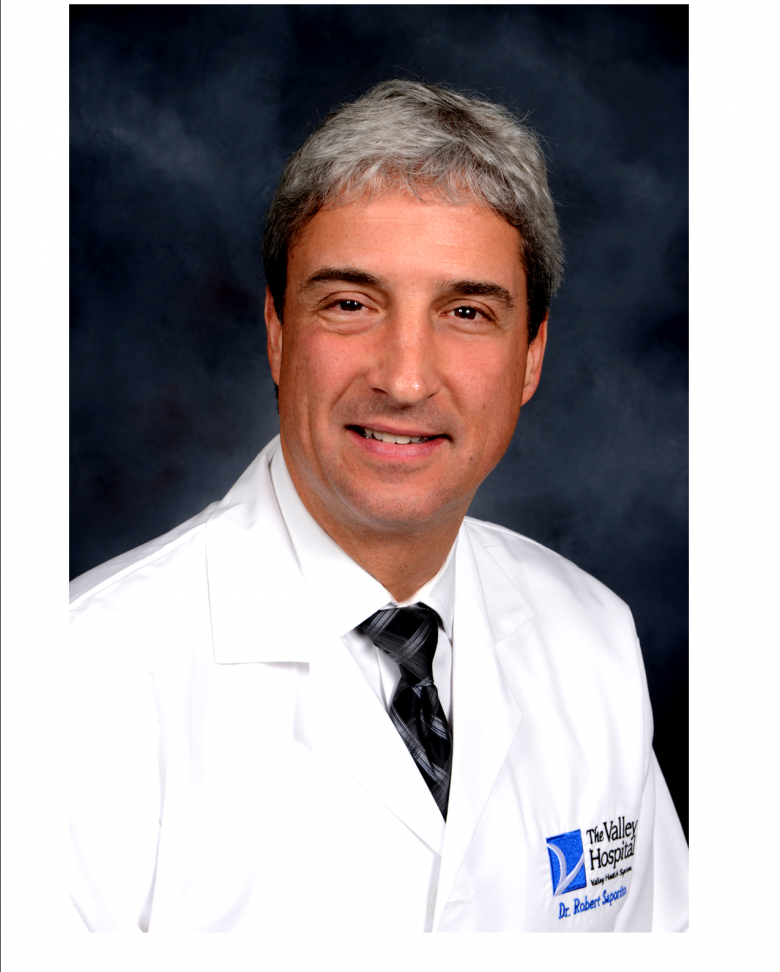 Robert A  Saporito, Jr , MD | Valley Health System