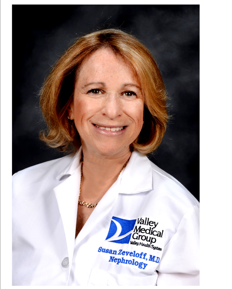 Susan Zeveloff, MD